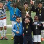 Barnet FC Community Cup Winners