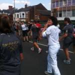 Olympic Torch in Barnet - 25th July