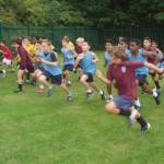 Secondary Cross Country - Meet 1!