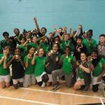 South Schools Compete in Sportshall Athletics