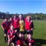 Year 5 Boys Football Finals