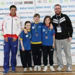 MEDAL GLORY FOR BARNET AT LONDON YOUTH GAMES