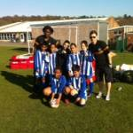 Barnet Year 6 Football Finals