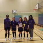 St Michaels Win Nail Biting Volleyball Final