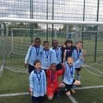 Barnet Year 4 Football Finals