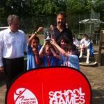 Akiva Year 3&4 Tennis Winners