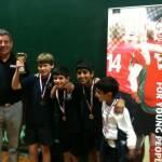 North London U11 Table Tennis Finals