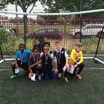 Year 4 District Team Win Gold