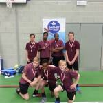 Boys Battle for School Games Place