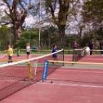 BPSS Yrs 3&4 Mini-tennis!