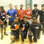 Secondary Table Tennis (B)
