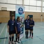 KS3 Girls Badminton 2014