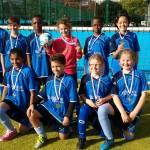 Martin Win Mixed Football Tournament