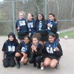 Yr7, 8, & 9 'B' netball tournament