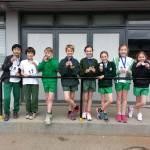 Schools Compete at Quad Kids Event