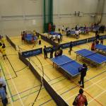 Talent at Primary Table Tennis