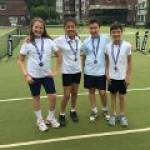 First ever Barnet Yr5/6 tennis tournament!