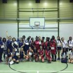 Growing Girls Basketball