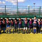 Year 4 Footballers Excel at Area Tournaments