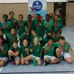 Students Shine at Sportshall Area Comps