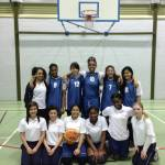 Girls Basketball League - Round Up