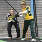 Girls' Indoor Cricket