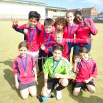 Mixed Football Winners Decided By Penalties