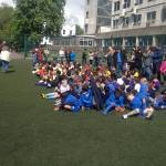 KS1 Pupils Have a Kicking Time