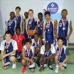 Bouncing Boys Basketball U14